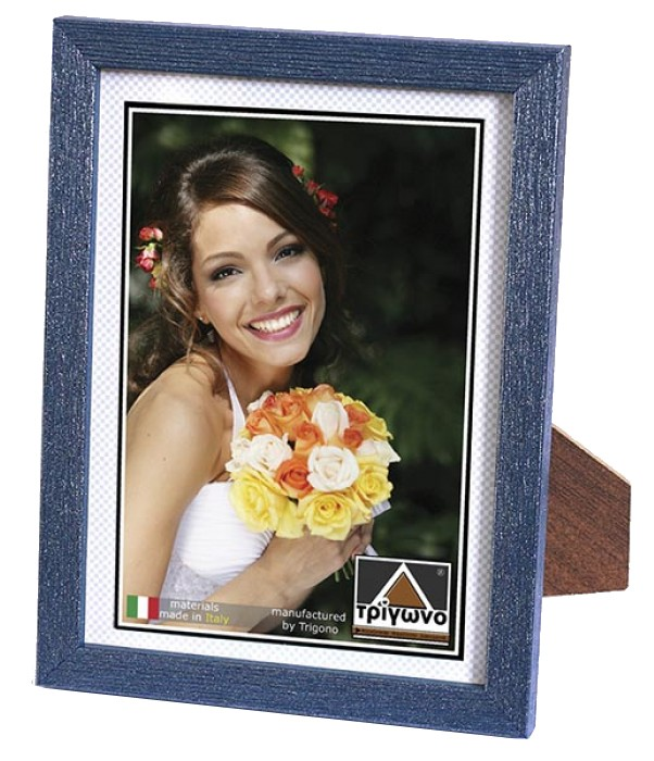 6304 Κορνίζα ξύλινη τοίχου ή επιτραπέζια για φωτογραφίες 50X70