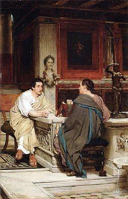 The discourse Alma-Tadema Sir Lowrence