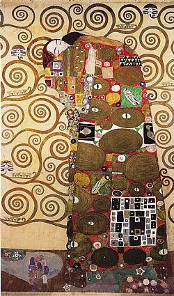Fulfilment Klimt Gustav