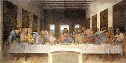 The last supper Da Vinci Leonardo