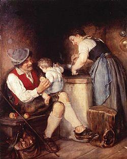 Η χαρά των γονέων Γύζης Νικόλαος