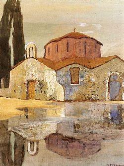 Βυζαντινή εκκλησία Οικονόμου Μιχάλης