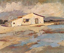 Σπίτι κοντά στο νερό Οικονόμου Μιχάλης